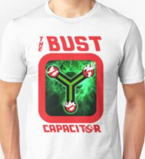 THE BUST CAPACITOR Unisex T-Shirt