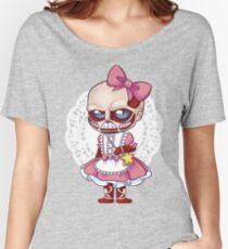 Kawaii On Titan Women's Relaxed Fit T-Shirt