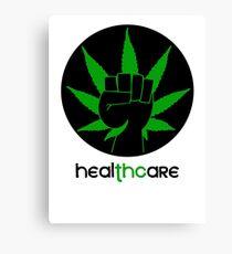 Healthcare THC Canvas Print