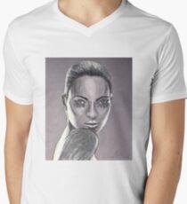 KATE Men's V-Neck T-Shirt