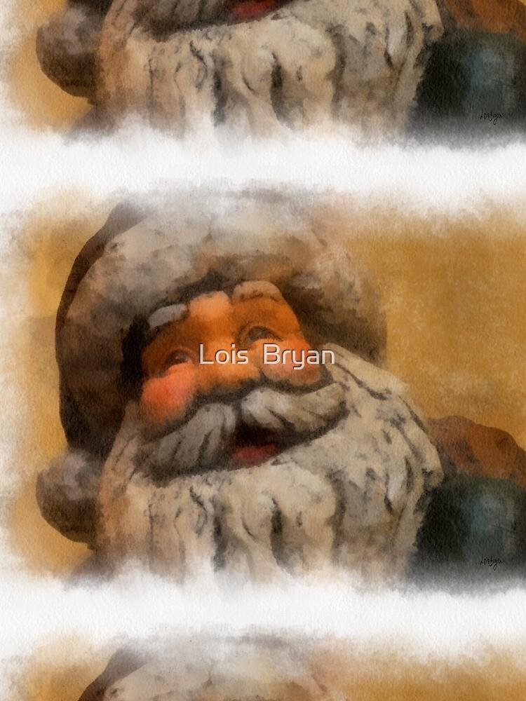 Frohe Weihnachten Santa von LoisBryan