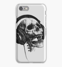 Music forever iPhone Case/Skin