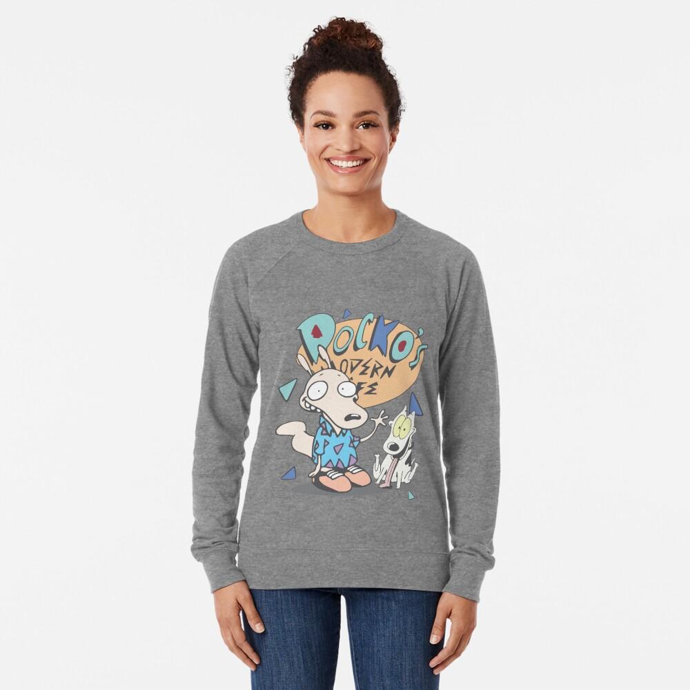 Rocko's Modern Life Lightweight Sweatshirt