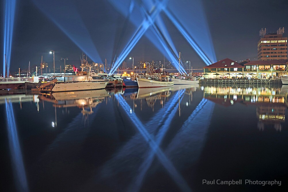 Hobart Dark Mofo 2014 by Paul Campbell  Photography