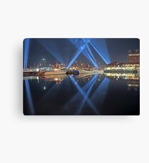 Hobart Dark Mofo 2014 Canvas Print