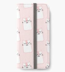 For the Love of Cats iPhone Wallet