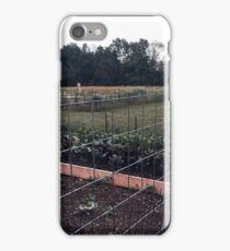 Community Gardens iPhone Case/Skin