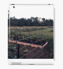 Community Gardens iPad Case/Skin