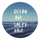 Ocean Air Salty Hair by Global-Island