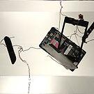 Phone Sculpture 1 by Aaran Bosansko