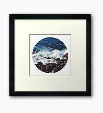 Wild Island Framed Print