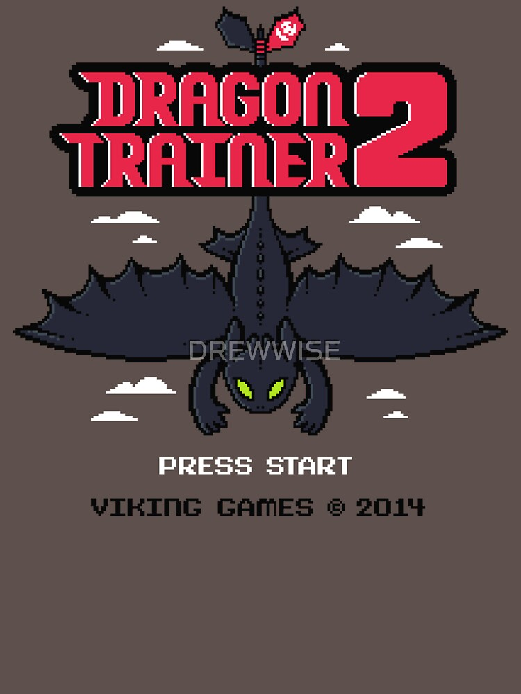 DRAGON TRAINER 2 by DREWWISE