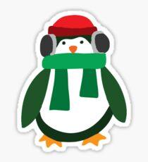 Snow Penguin  Sticker