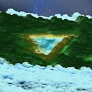 Island in the sky by Cranemann