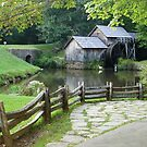 Mabry Mill by Penny Fawver