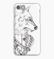 King in the North iPhone Case/Skin