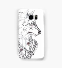 King in the North Samsung Galaxy Case/Skin