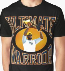 LeBron Ultimate Warrior Graphic T-Shirt