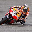Dani Pedrosa at Circuit Of The Americas 2014 by corsefoto