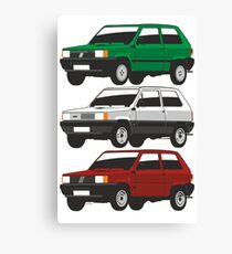 Fiat Panda first generation Canvas Print