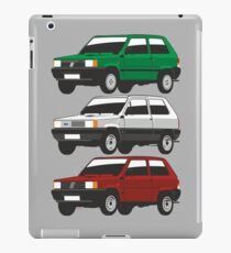 Fiat Panda first generation iPad Case/Skin
