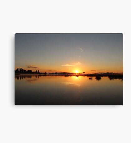 Everything's Alright Canvas Print