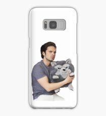 Sebastian Stan Samsung Galaxy Case/Skin