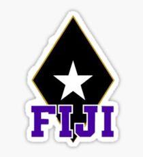 Fiji Sticker Sticker