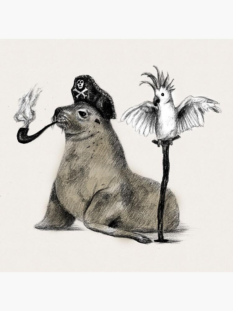 Pirate von AnnaShell