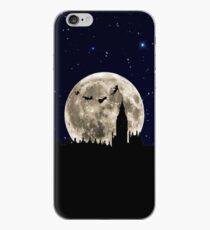 Vinilo o funda para iPhone Sobre la Luna