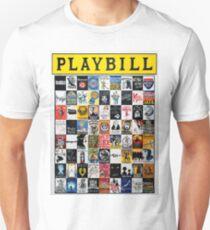 Playbill Design Unisex T-Shirt