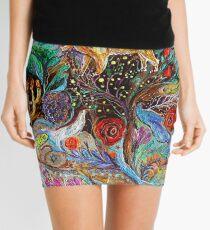 Heritage series #1. Lion of Judah Mini Skirt