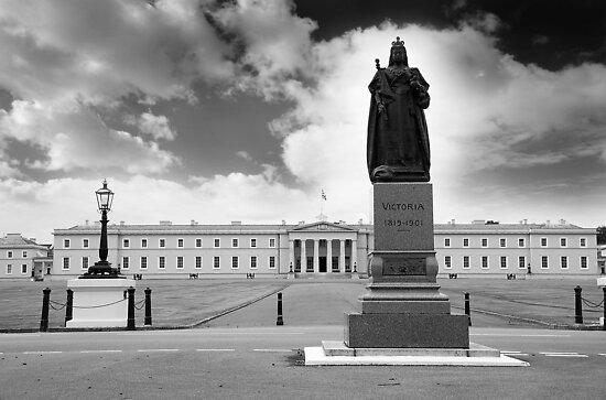 Queen Victoria by Steve Woods