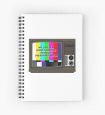 Videodrome  Spiral Notebook