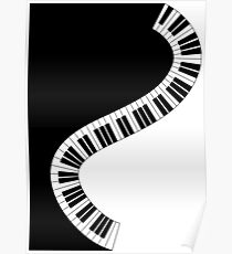 Piano Poster