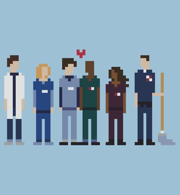 Everybody's Favorite Doctors. by Jesse Andrew Tilley