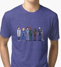 Everybody's Favorite Doctors. Tri-blend T-Shirt