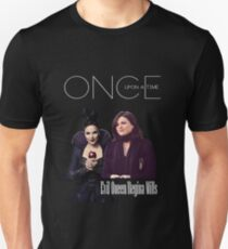 Once upon a time - Regina Mills Unisex T-Shirt