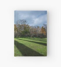A Coloured Winter's Day Hardcover Journal