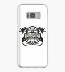 Back to Back Full Season Champions - Modern Samsung Galaxy Case/Skin