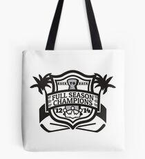 Back to Back Full Season Champions - Modern Tote Bag