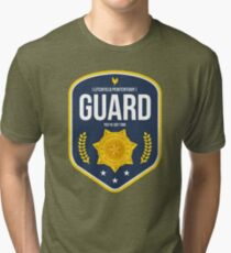 Litchfield Penitentiary : Guard  Tri-blend T-Shirt