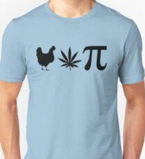 Chicken Pot Pi (pie) Unisex T-Shirt