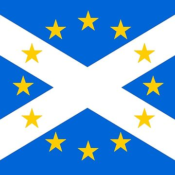 Scotland in EU by dasilvawolfgang