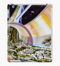 Space Colony Sci Fi iPad Case/Skin