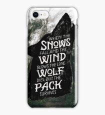 A Game of Thrones iPhone Case/Skin
