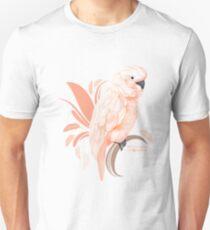 Moluccan Cockatoo Unisex T-Shirt