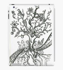 L'arbre magique iPad Case/Skin