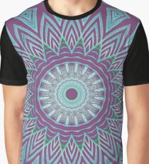 Gypsy Flower Graphic T-Shirt