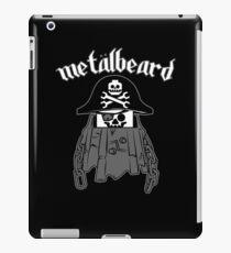 Beard of Metal iPad Case/Skin